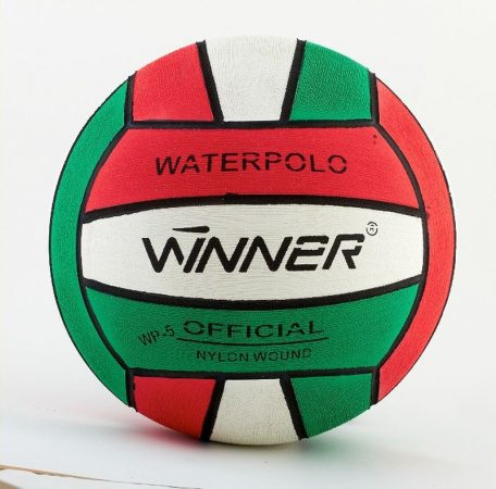 Vízilabda WINNER WP-4 Hungary Piros-Fehér-Zöld