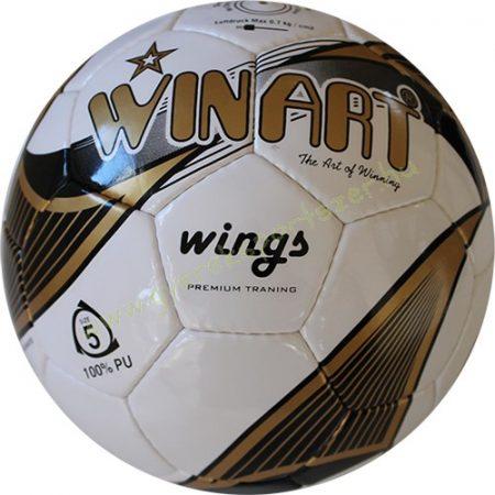 Focilabda, futball labda Műbőr Winart Wings