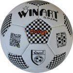 Focilabda, futball labda Műbőr 4-s méret WINART COLLEGE