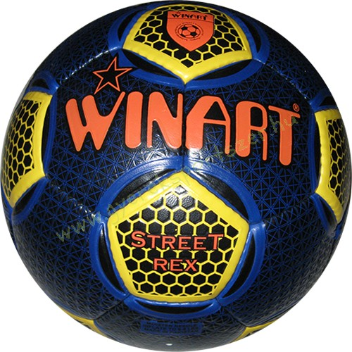 Focilabda Winart Street Rex Utcai labda 5-ös kék - Sportszer ... eb51b389ac