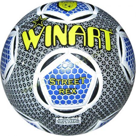Focilabda Winart Street Rex Utcai labda 5-ös K-S