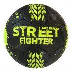 Focilabda, futball labda Winart Street Fighter Utcai labda zöld