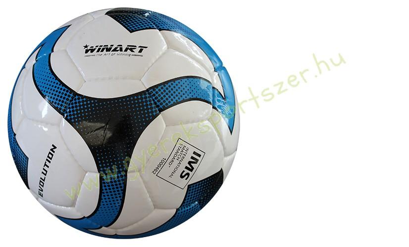 Focilabda futball labda WINART EVOLUTION No. 5 FIFA minősítésű kék ... 26b1e1b158