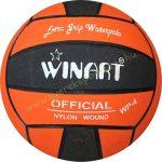 Vízilabda, WINART 4-es junior, női fekete-narancs