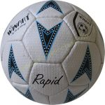 Kézilabda WINART RAPID 0-ás méret Fehér/Fekete/Kék