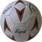 Kézilabda WINART RAPID 2-es méret Fehér/Fekete/Piros