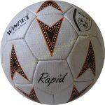 Kézilabda WINART RAPID 3-mas méret Fehér/Fekete/Narancs