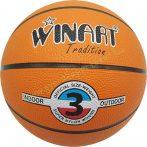 Kosárlabda WINART Tradition Orange 3-mas méret