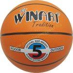 Kosárlabda WINART Tradition Orange 5-ös méret New