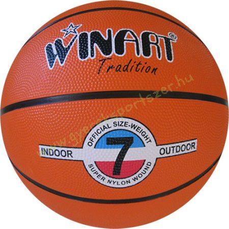 Kosárlabda WINART Tradition Orange 7-es méret New