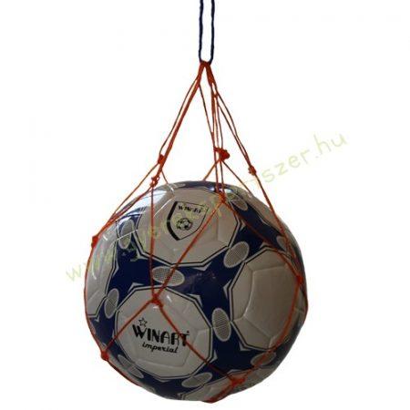 Labdatartó háló (1 db No. 5 méretű labdához) Winart
