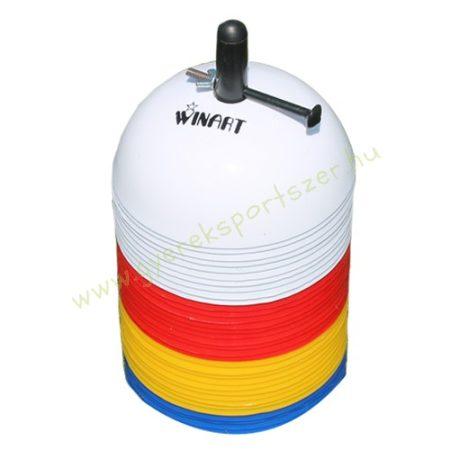 Merev tányérbója készlet, 40 db-os WINART