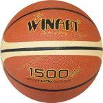 Kosárlabda WINART PRO Grippy Barna/Bézs