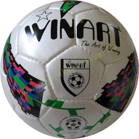 Focilabda, futball labda WINART PREMIER Szintetikus bőr  5-ös méret