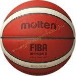 MOLTEN B6G5000, valódi bőr verseny kosárlabda