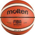 Molten BGL6X, valódi bőr verseny kosárlabda