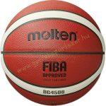 MOLTEN B6G4500 kompozit bőr kosárlabda